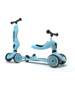 Trottinette 2 en 1 Scoot and Ride | Myrtille