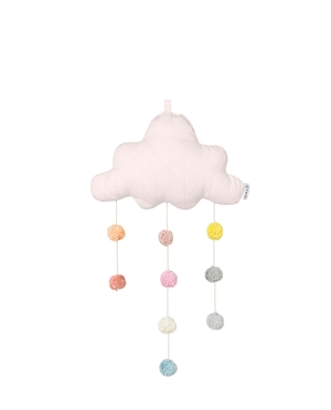 Mobile nuage LieWood | Rose