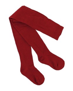 Collants en coton MarMar | Rouge