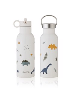 Gourde isotherme enfant Neo 500 ml Liewood | Dino mix Manipani