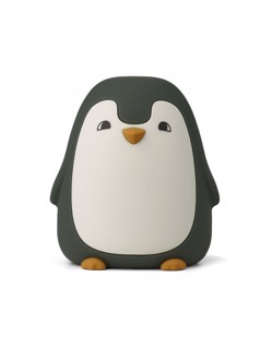 Lampe veilleuse enfant Ditlev Liewood | Penguin hunter green