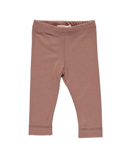 Legging bébé en viscose MarMar Copenhagen | Rose Blush | manipani vêtements bébé scandinaves
