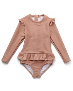 Maillot de bain fille anti UV Sille Liewood | Tuscany rose | Manipani boutique enfant scandinave