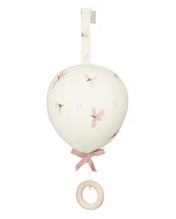 Mobile musical ballon CamCam | Windflower Creme | Manipani chambre enfant scandinave