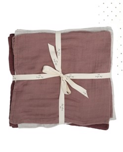 Pack de 10 langes Konges Sløjd | Tons de rose