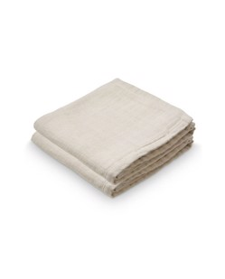 Pack de 2 langes coton CamCam | Sable