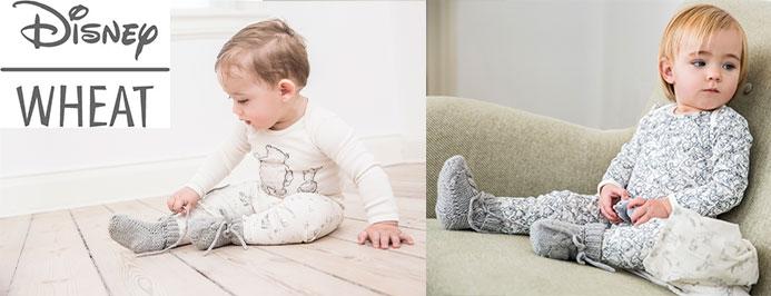 3ea2deaa5d0b7 La marque scandinave de vêtements pour bébé WHEAT a été fondée en 2002 au  Danemark par Charlotte et Peter Galsgaard. Avec ses lignes épurées, ...