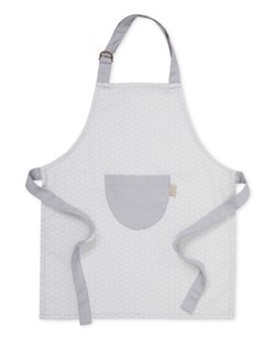 Tablier de chef junior Camcam | Gris
