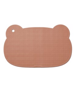 Tapis de bain en caoutchouc naturel Sailor Liewood | Mr bear tuscany rose | Manipani boutique bain bébé naturel