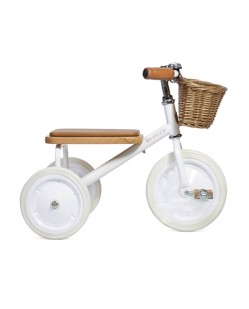 Tricycle Trike de Banwood | Blanc