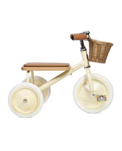 Tricycle Trike de Banwood | Crème