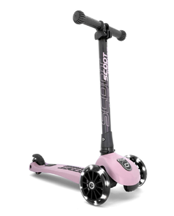 Trottinette pliable Scoot and Ride HK3 | Rose