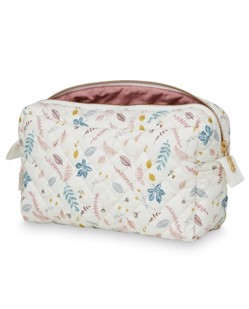 Trousse rangement CamCam | Leaves rose