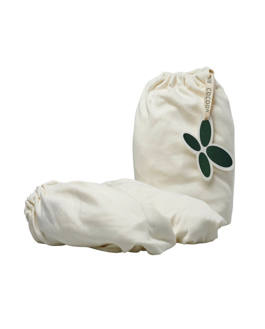 drap housse coton bio cocoon junior 70x140